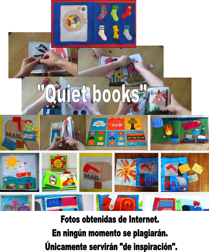 imagen QUIET BOOKS