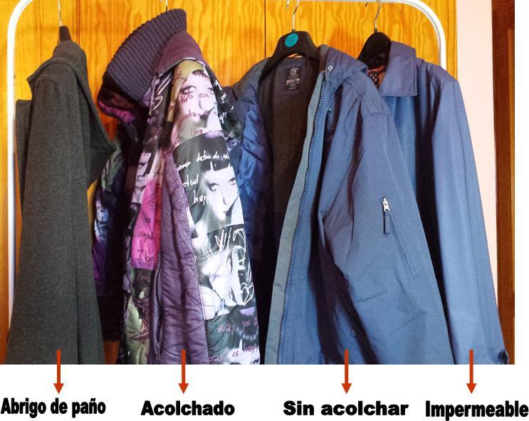 IMAGEN de 4 abrigos